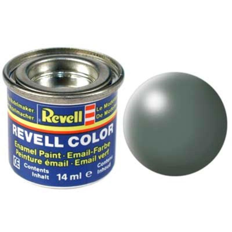 Краска  эмалевая, № 360 (цвет папоротника шелковисто-матовая) Revell 32360