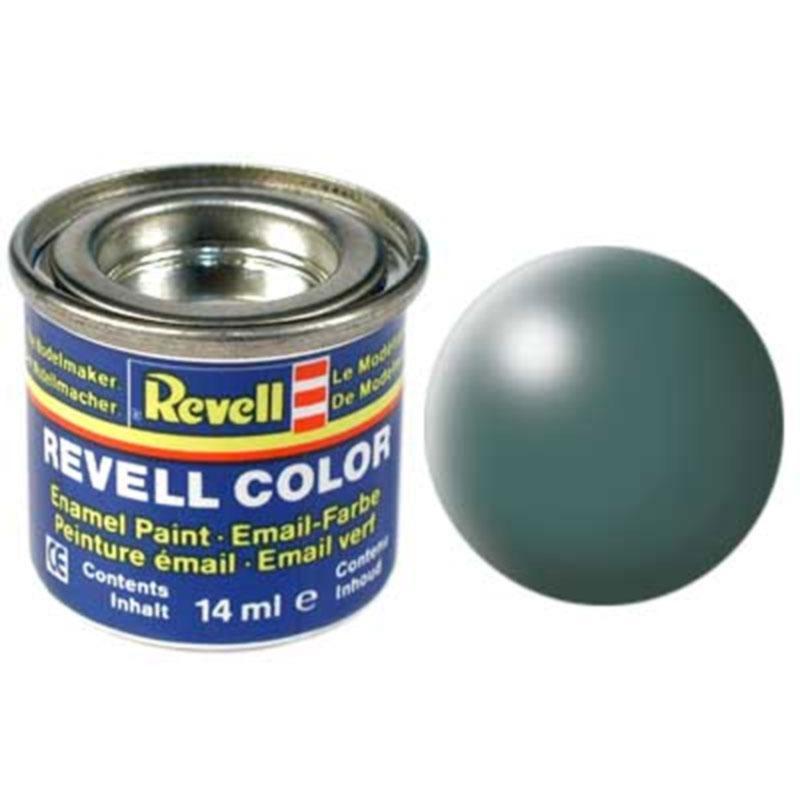 Краска  эмалевая, № 364 (цвет листвы шелковисто-матовая) Revell 32364