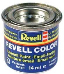 Краска  эмалевая, № 15 (желтая матовая) Revell 32115