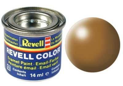 Краска  эмалевая, № 382 (цвет древесины шелковисто-матовая) Revell 32382