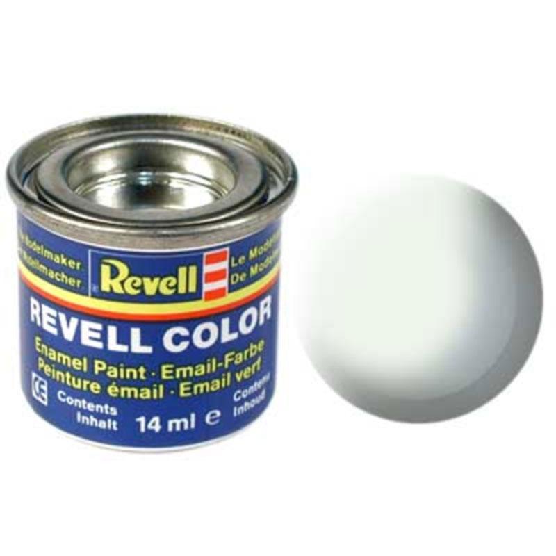 Краска  эмалевая, № 59 (небесно-голубая матовая) Revell 32159