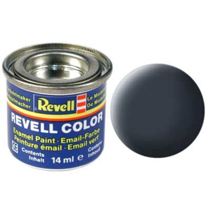 Краска  эмалевая, № 79 (синевато-серая матовая) Revell 32179