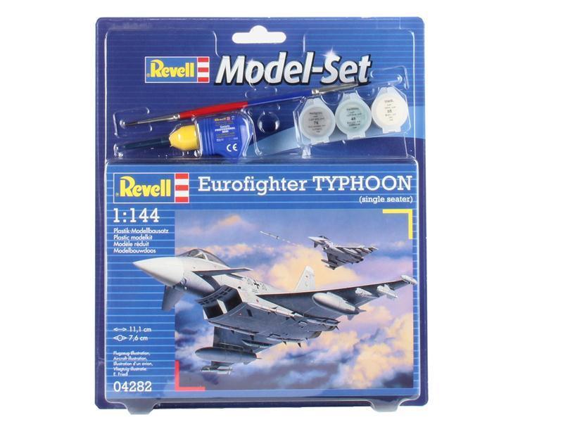 Многоцелевой истребитель Eurofighter Typhoon Revell 64282