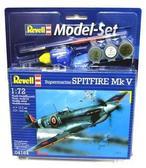 Подарочный набор с самолетом Spitfire Mk V