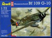 Истребитель Мессершмитт Bf.109G-10