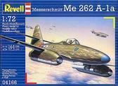 Реактивный истребитель Мессершмитт Me.262A1a