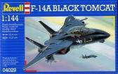 Истребитель-перехватчик F14A Black Tomcat