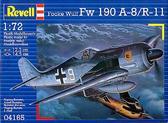 Истребитель-моноплан Focke Wulf Fw 190A-8/R-11