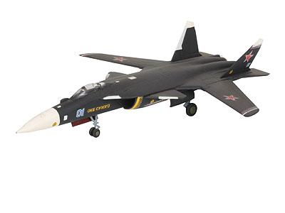 Истребитель Сухой С-37