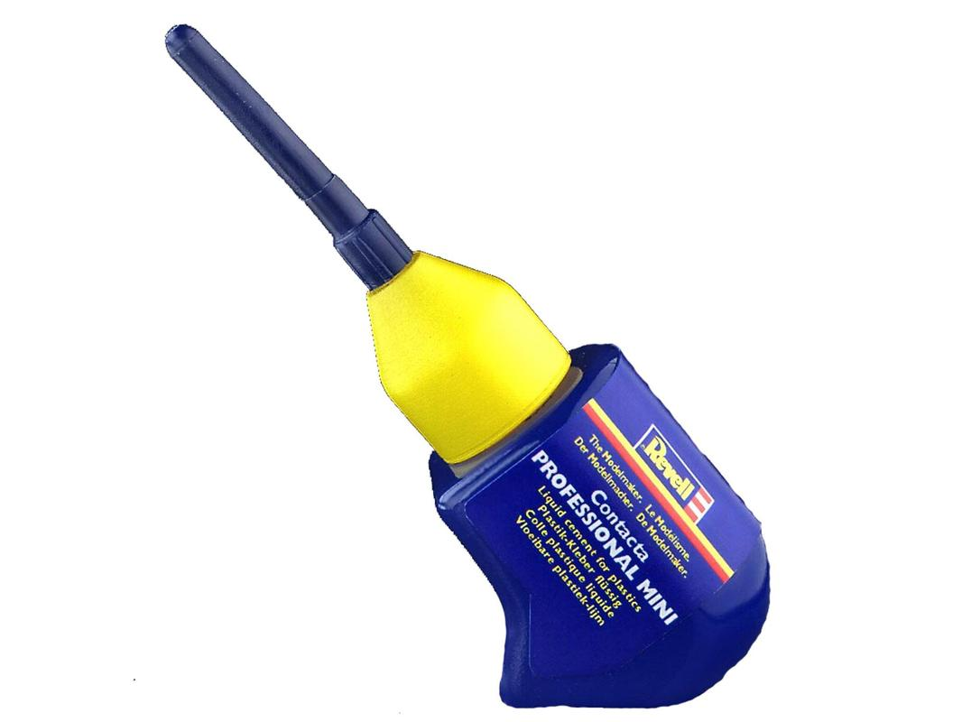 Клей Contacta Professional Mini с дозатором-иголкой 12,5 грамм Revell 39608