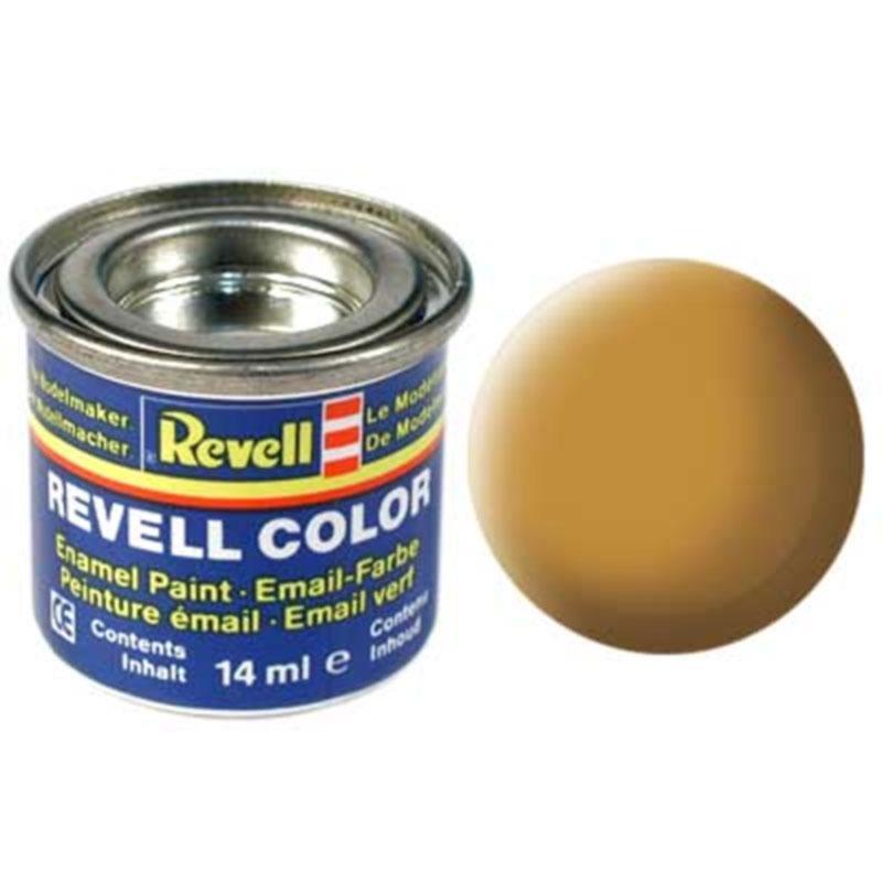 Краска  эмалевая, № 88 (цвет охры матовая) Revell 32188