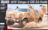 Патрульный бронеавтомобиль Dingo 2A GE A2 PatSi