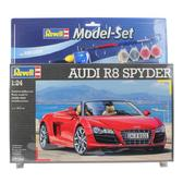 Подарочный набор с автомобилем Audi R8 Spyder