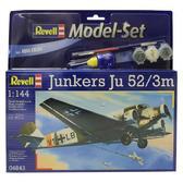Подарочный набор с самолетом Junkers Ju52/3m