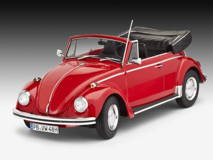 Автомобиль VW Beetle Carbriolet 1970 Revell 07078