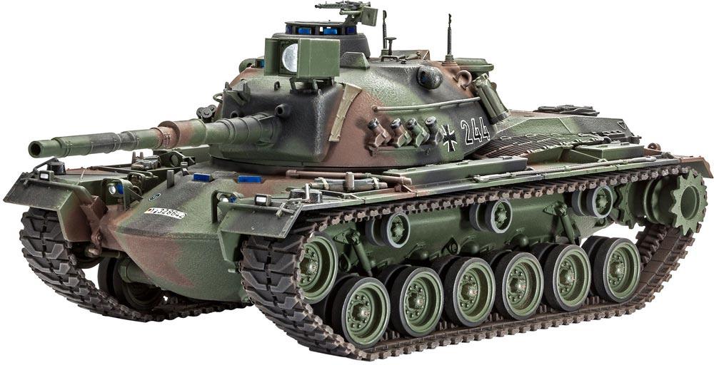 Танк M48 A2GA2 Revell 03236