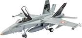 Истребитель F/A-18C Hornet Swiss Air Force