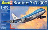 Пассажирский самолет Boeing 747-200 Jumbo Jet